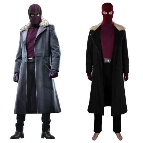 Baron Zemo Kostüm The Falcon and the Winter Soldier Baron Zemo Cosplay Halloween Karneval Outfits