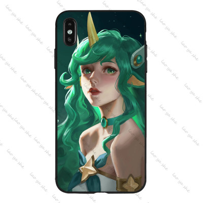 Handyhülle LOL League of Legends Handyhülle Huawei Silikon Hülle