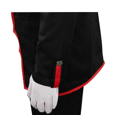 Mars Red Yoshinobu Maeda Uniform Cosplay Kostüm Halloween Karneval Outfits