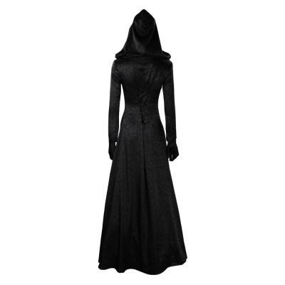Resident Evil Village Hexe Daniela Kleid Cosplay Halloween Karneval Kostüm Version B