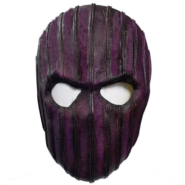 The Falcon and the Winter Soldier Baron Zemo Maske Cosplay Zubehör