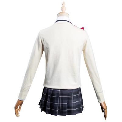 Higehiro: After Being Rejected, I Shaved and Took in a High School Runaway Sayu Ogiwara Schuluniform Cosplay Kostüm