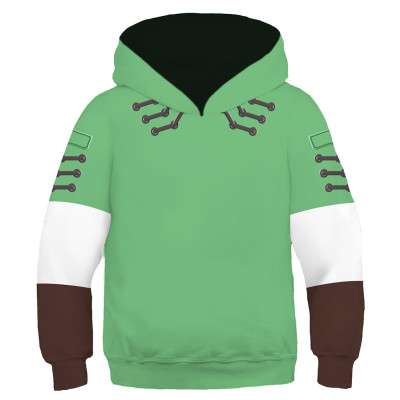 Kinder The Legend of Zelda Hoodie 3D Druck Kinder Sweatshirt Pullover mit Kaputze