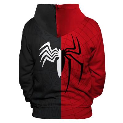 Venom Hoodie Pullover mit Kaputzen Unisex Pulli Jacke für Alltag