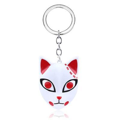 Demon Slayer: Kimetsu No Yaiba Tomioka Giyuu 3D Druck Umhang Erwachsene Unisex Haori mit Schlüsselanhänger