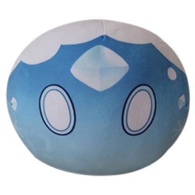 Genshin Impact Slime Plüsche Kissen als Geschenk 30cm/10cm 2tlg