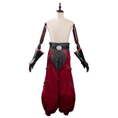Shaman King Hao Asakura Cosplay Kostüme Halloween Karneval Umhang