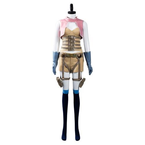 Eden Sara Cosplay Kostüme Outfits Halloween Karneval Suit
