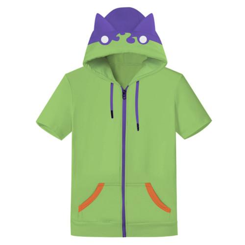 SK8 the Infinity Miya T-Shirt Sommer Unisex Erwachsene T Shirt