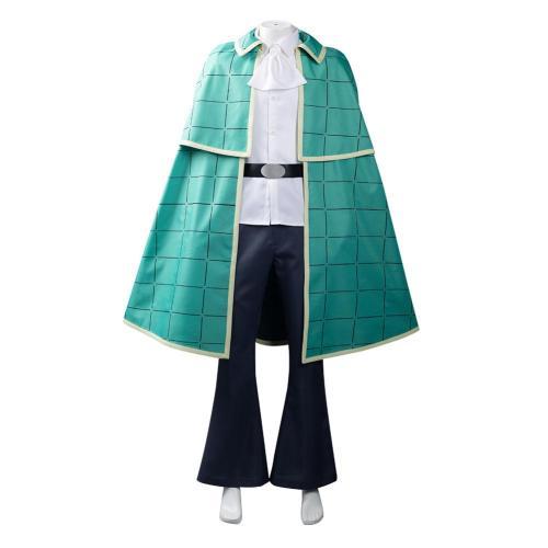 Shaman King Rizerugu Daizeru Cosplay Kostüme Outfits Halloween Karneval Umhang