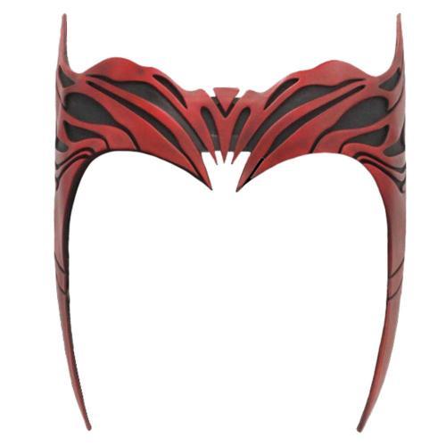 WandaVision Scarlet Witch Wanda Maximoff Stirnband Resin Cosplay Zubehör