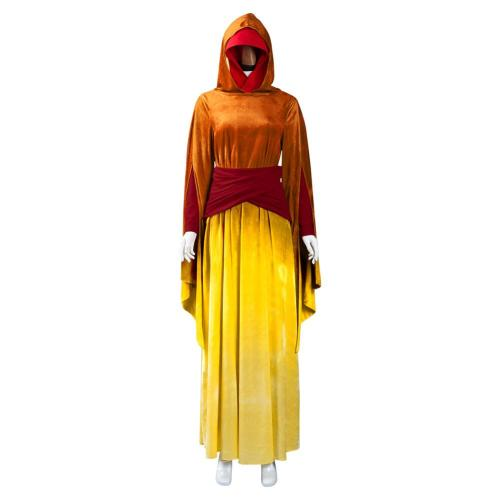 Star Wars: Episode I - The Phantom Menace Padmé Amidala Cosplay Kostüme Outfits Halloween Karneval Suit