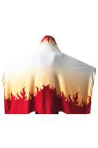Demon Slayer Hooded Decke Weich Kuscheldecke Nezuko Tanjirou Zenitsu Hooded Decke