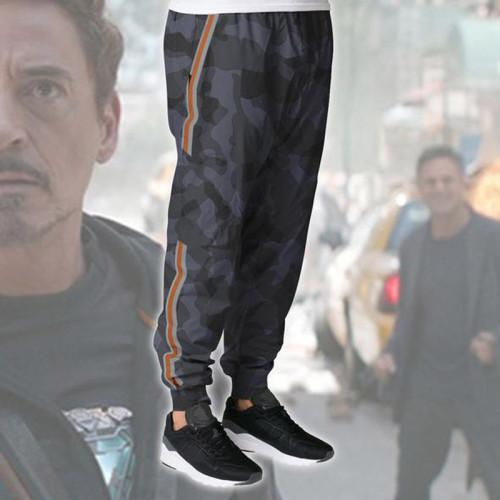 Avengers Iron Man Tony Stark Sporthose Joggenhose Erwachsene Avengers 3