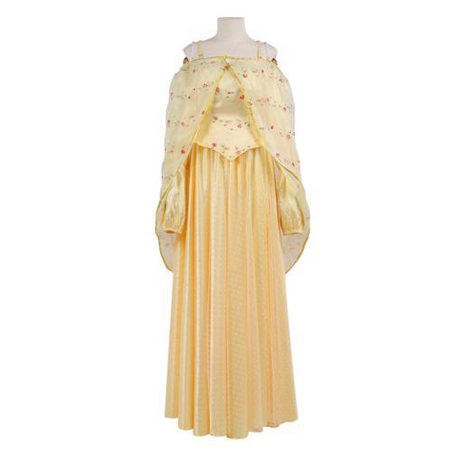 Star Wars Padme Amidala Cosplay Kostüm Halloween Karneval Kleid