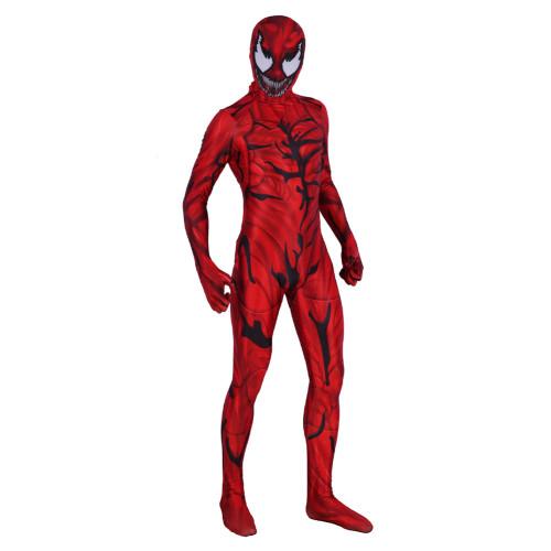 Venom 2 Venom: Let There Be Carnage Jumpsuit Kostüm