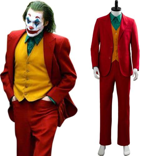 Joker Film Joaquin Phoenix Arthur Fleck Cosplay Kostüm