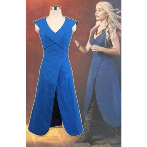 Game of Thrones Daenerys Targaryen Kleidung Kostüm