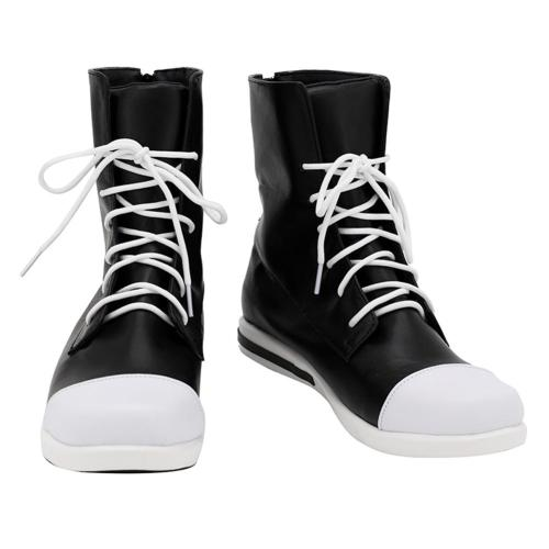Cyberpunk 2077 Cosplay Schuhe Stiefel Halloween Schuhe