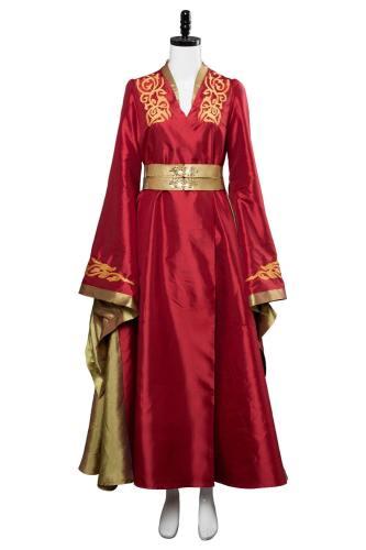 Game of Thrones GOT Cersei Lannister Kleidung Cosplay Kostüm