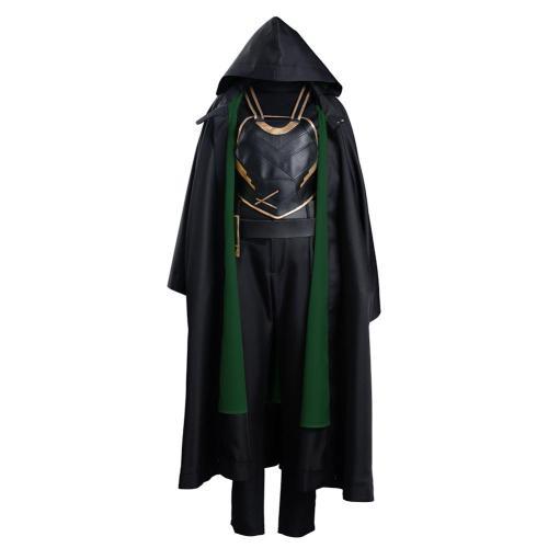 Loki 2021 Loki Sylvie Laufeydottir Kostüm Cosplay Halloween Karneval Kostüm