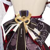 Genshin Impact - Yae Miko Cosplay Kostüm Halloween Karneval Outfits Stil B
