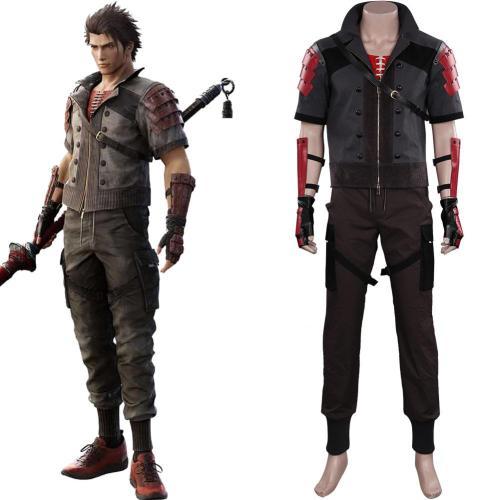 Final Fantasy VII Remake Intergrade Sonon Kusakabe Cosplay Kostüm Halloween Karneval Outfits
