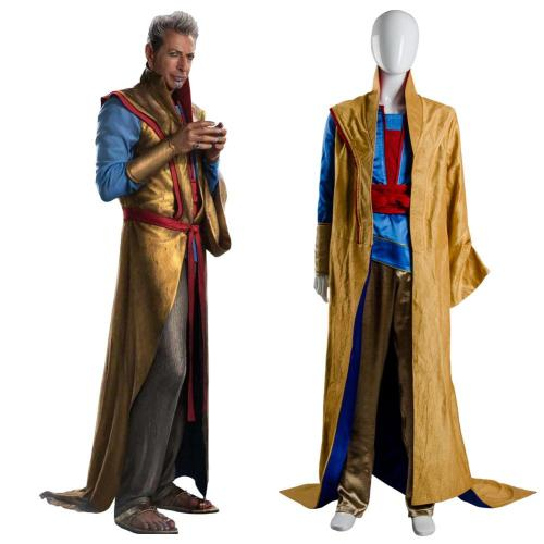 Thor 3 Ragnarok Grandmaster Kostüm Cosplay Kostüm