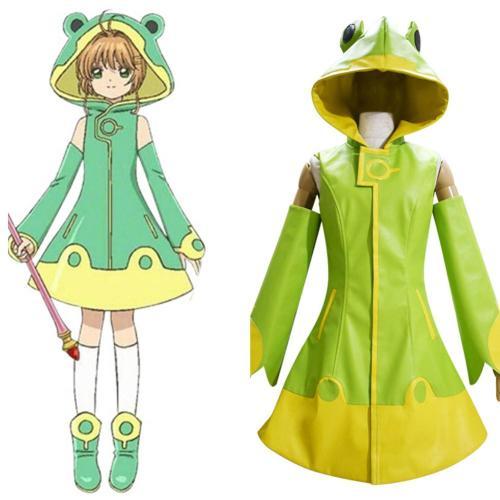 Cardcaptor Sakura Sakura Cosplay Kostüm Halloween Karneval Outfits