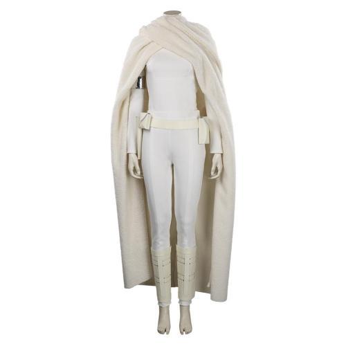 Star Wars Padme Naberrie Amidala Cosplay Kostüm Halloween Karneval Kostüm