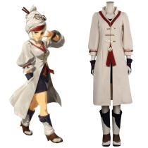 Hyrule Warriors: Age of Calamity Purah Cosplay Kostüme Halloween Karneval Outfits