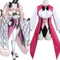 Fate/Grand Order FGO Koyanskaya Cosplay Kostüme Halloween Karneval Outfits