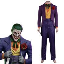 Batman: The Long Halloween The Joker Cosplay Kostüme Halloween Karneval Outfits