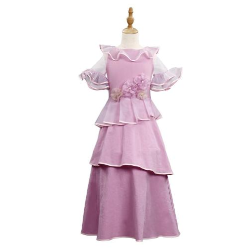 Encanto Candy Cosplay Kostüm Outfits Halloween Karneval Kleid