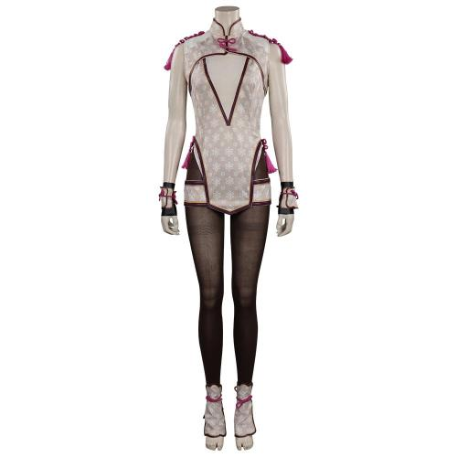 KOF King of Fighters Luong Cosplay Costüme Halloween Karneval Outfits