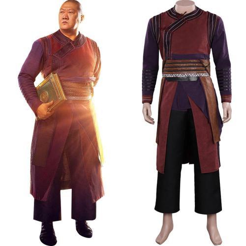 Dr. Strange Wong Cosplay Kostüme Halloween Karneval Outfits