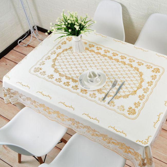 歐式防燙免洗桌布