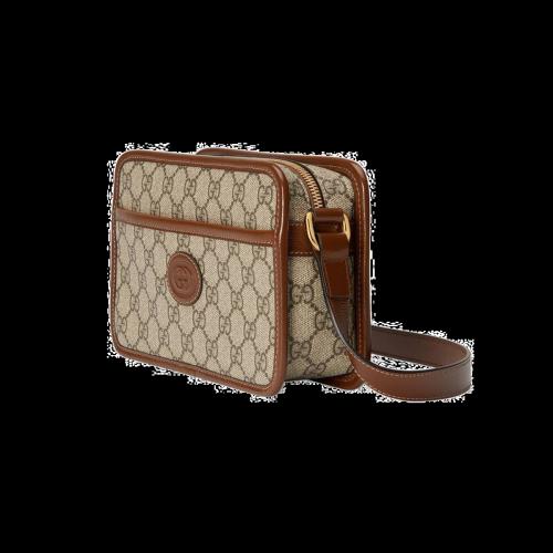 Mini bag with Interlocking G