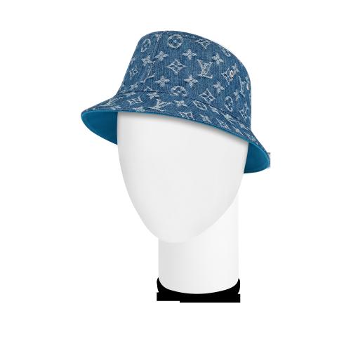 MONOGRAM ESSENTIAL BUCKET HAT