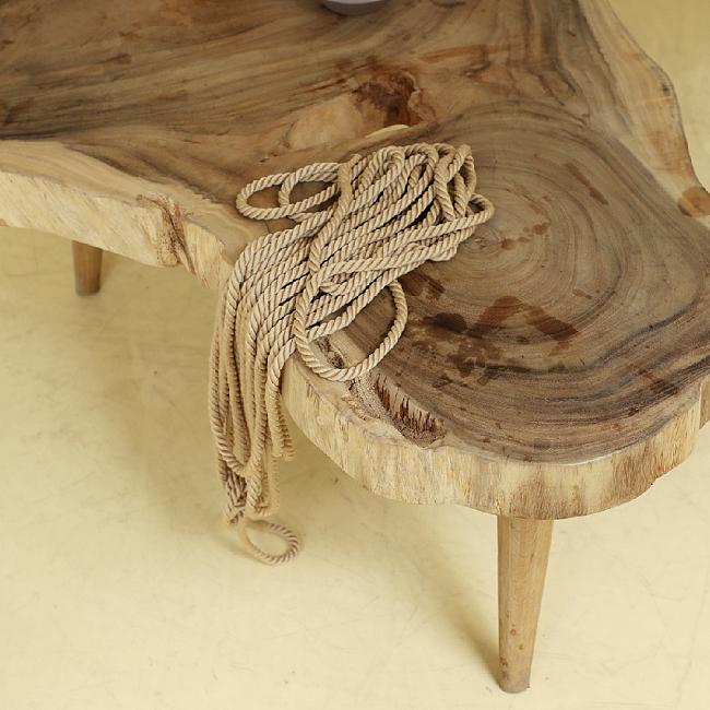 緊縛ロープ 綿縄 10米 ベージュ