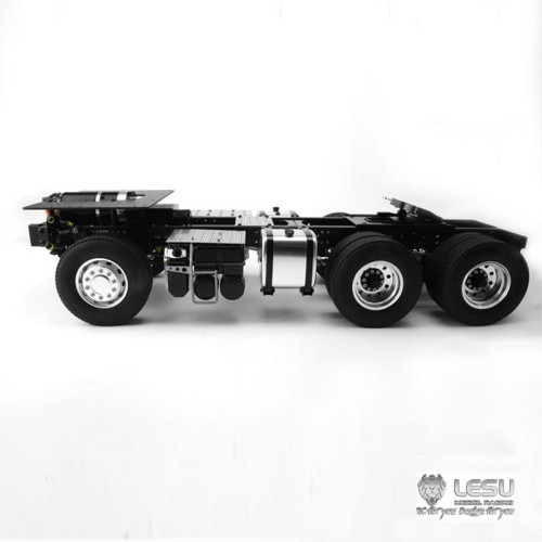 Für 1:14RC Truck Tractor Tamiya Man R620 1851 3363 Trailer  Metall Transfer Case