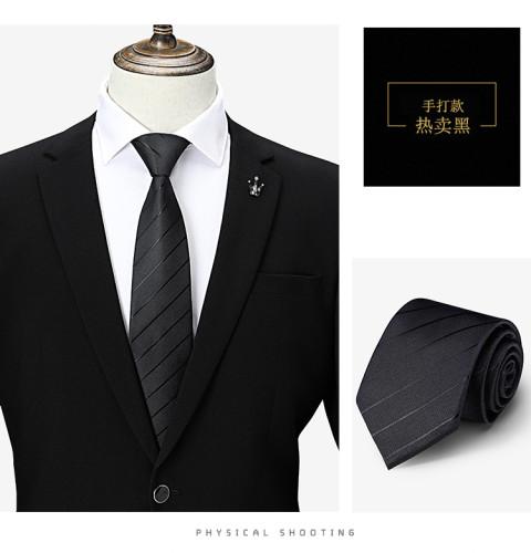 Men's formal business tie