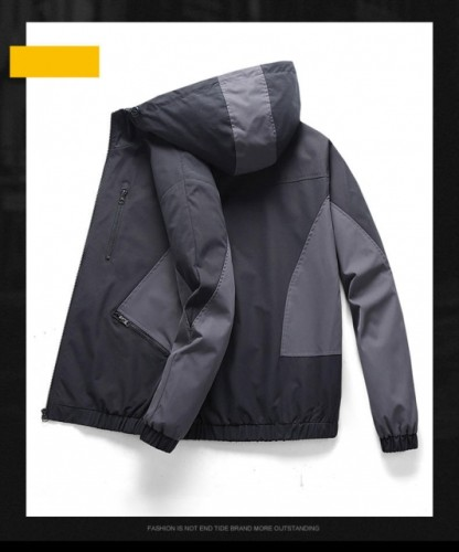 2020 men's thickened jackets