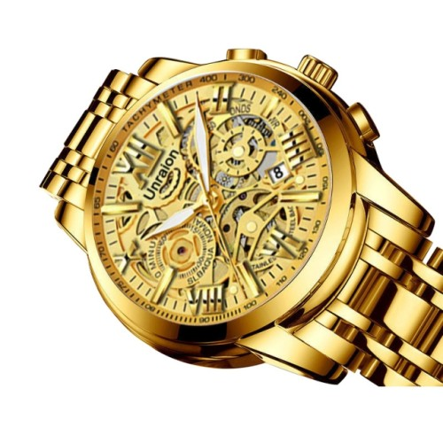 2021 new automatic movement hollow watch