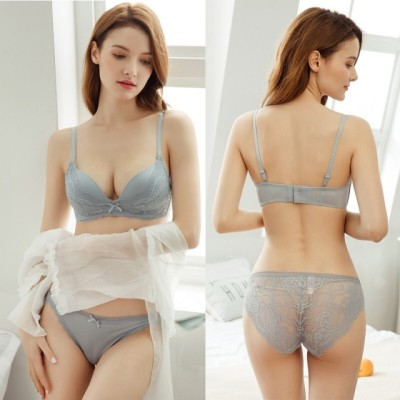 Lace underwear without steel ring thin section