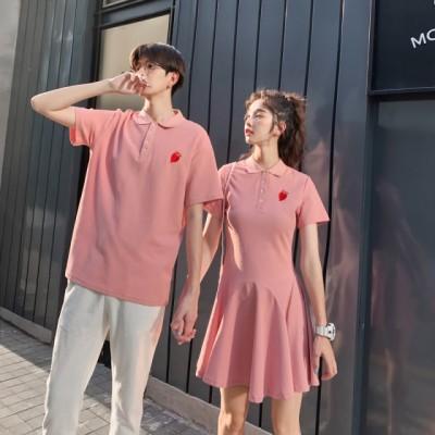 Women's Dresses Men's Tops Couple Dresses