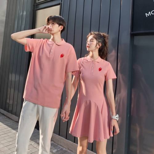 Women's Dresses Men's Tops Couple Dresses