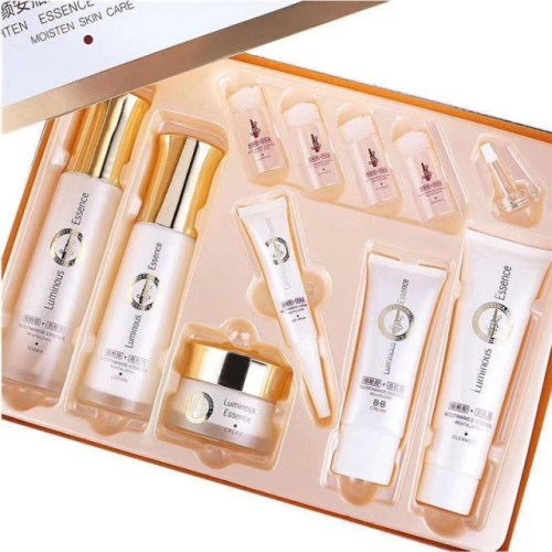 French Lancome Water Milk Skin Care Set