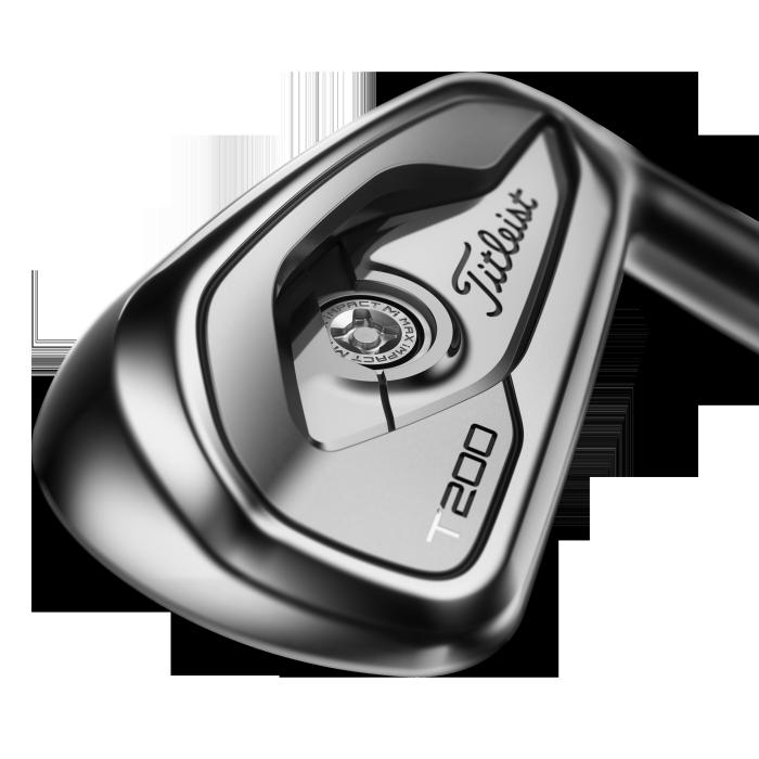 T200 Iron Set w/ True Temper AMT Black Steel Shafts