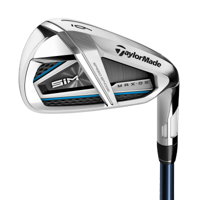 SIM Max OS Iron Set w/ Graphite Shafts